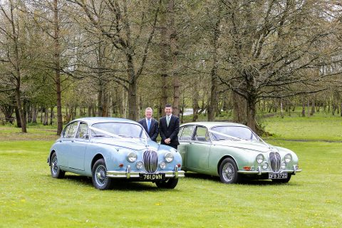 Andrew and Alan (Photo credit: Cotswold Photography)