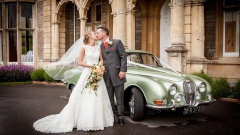 Sarah and Steve (Clevedon Hall Estate) Tom Sparey wedding photography