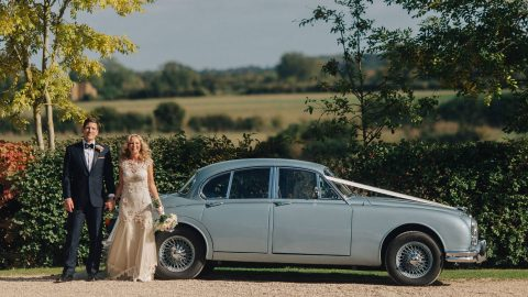 Hannah & Gordon (Cripps Barn) James Fear Wedding Photography