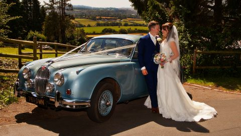 Rosy & Stuart (Manor Farm, Upton Cheyney) Nigel Coles Photography